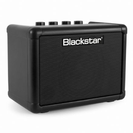 Blackstar Fly 3 Pack Mini Guitar Amp with Fly 103 Extension Speaker & Power Supply